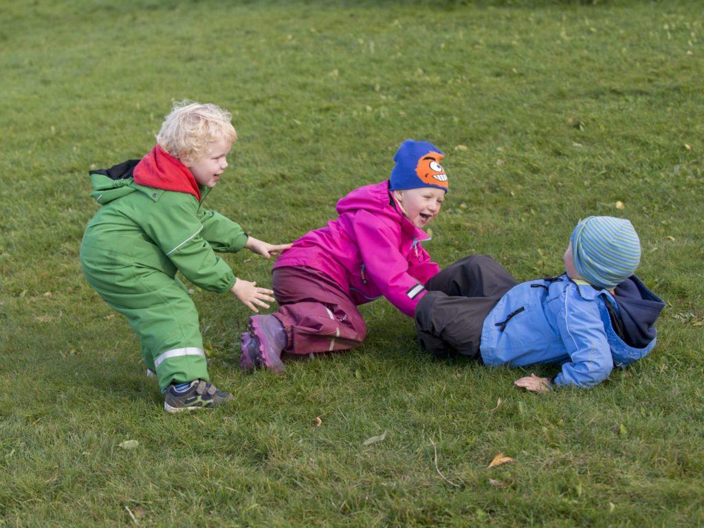 Barns fysisk aktivitet i et folkehelseperspektiv