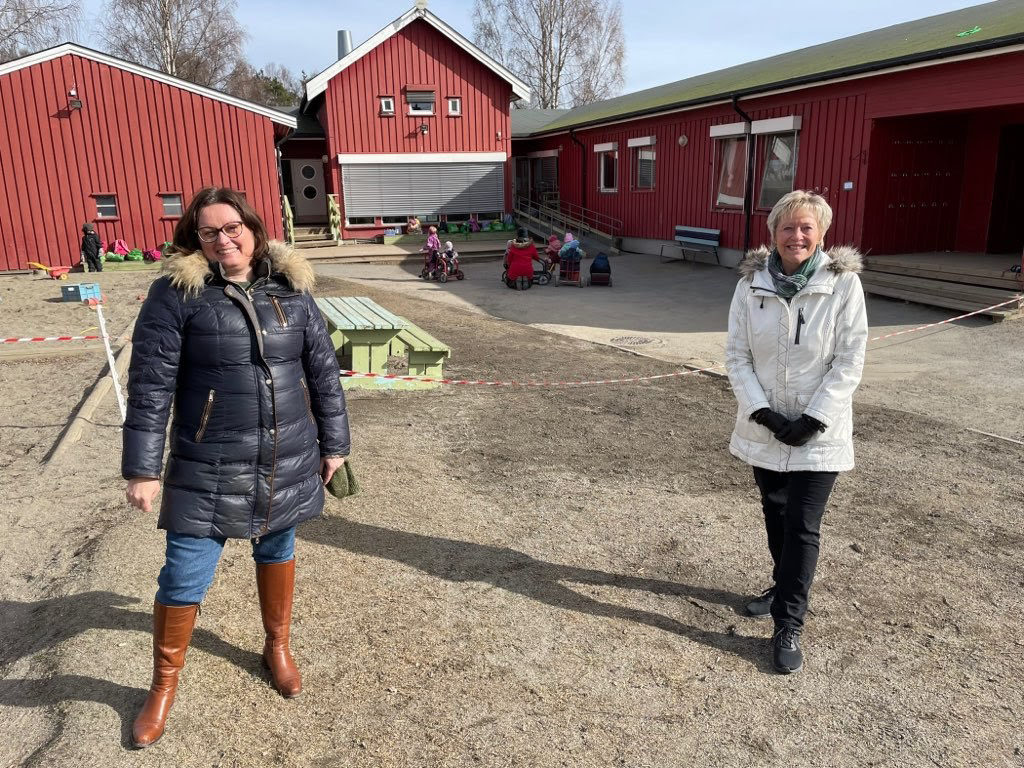 Mange hundre barnehageansatte i Lillestrøm lærer om psykososialt barnehagemiljø via PBL Campus: – Høy kvalitet og veldig praksisnært